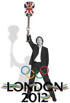 Sir Paul McCartney at the London Olympics Paul Mccartney, Sir Paul, John Paul, Beatles Love, Beatles Lyrics, London Olympic Games, 2012 Summer Olympics, The Fab Four, Ringo Starr