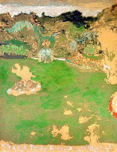 Edouard Vuillard / The Park (1905-1907)