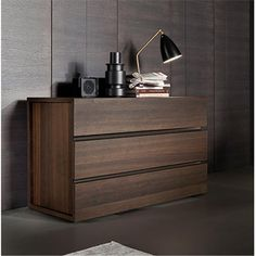 Made in Italy By Rossetto. The Gola Oak Dresser is the best dresser to house anything you want. Made of Oak Termotrattato and with three drawers. Contemporary Chest Of Drawers, Contemporary Furniture, Luxury Furniture, Furniture Design, Furniture Outlet, Modern Contemporary, 3 Drawer Dresser, Oak Dresser, Modern Dresser