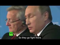 Putin destroza publicamente el orgullo de EE.UU. en rueda de prensa