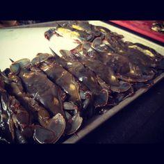 Milwaukee:  Soft shell crabs