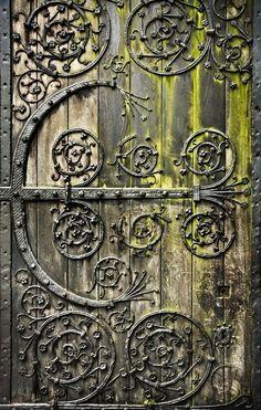 Portão de jardim -  Edith van Witzenburg
