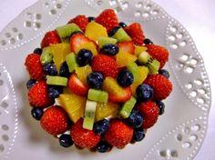 フルーツタルト fruit tart