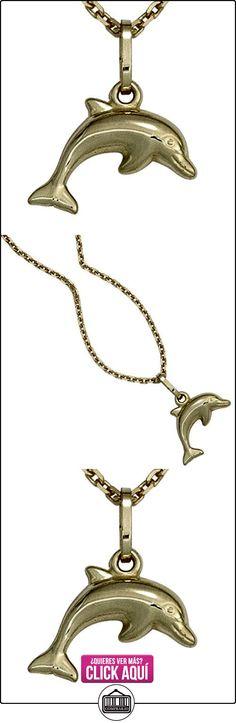 Colgante delfín de cuello niños joyas de{333} oro  ✿ Joyas para niños - Regalos ✿ ▬► Ver oferta: https://comprar.io/goto/B00NAKWIE8