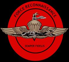 - Carved Plaque of the Insignia of Force Reconnaissance, US Marine Corps, Artist Painted Marine Corps Insignia, Marine Corps Emblem, Military Insignia, Us Marine Corps, Usmc Recon, Marine Recon, Marines Logo, Us Marines, Special Forces Army