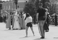 a bride and her bridesmaids.jpg - null