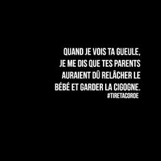 Tire Ta Corde (@tire_tacorde) | Twitter Citations Twitter, Lol, Keep Calm Quotes, Good Humor, Sarcasm Humor, Definitions, Proverbs, Sentences, Funny Quotes