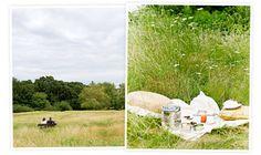 A London picnic | Picnic recipes | London app | goop.com