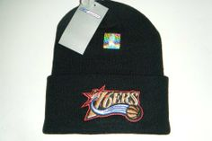 Philadelphia 76ers NEW Vintage beanie authentic knit hat toque by Reebok. $10.52. Save 45%!