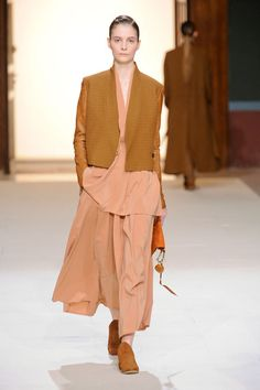 Damir Doma  Love the palette, love the soft flow mixed with structure