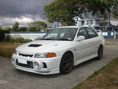 Evo IV.  One of my favorite cars from one of my favorite movies. Jackie Chans  Who Am I