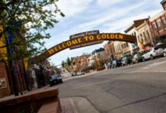 Welcome to Golden!