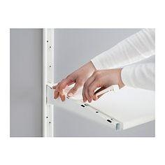 ALGOT Bracket - 38 cm - IKEA £3 (Width: 2 cm, Depth: 38 cm)