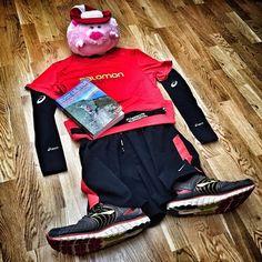 Setup  never change a working outfit  ... 1 day to #Taubertal100  auch wenn ich nur die 50k laufe glaube das wird ein hartes Stück Vergnügen  vor allem weil ich mich noch nicht  Prozent fit fühle  also schnell noch die letzten Tipps lesen  und dann einfach loslaufen und meinem Jahresziel #1stUltra  Kilometer für Kilometer näher kommen...  #SportFrei