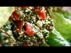 Cooking With Julie Taboulie :: Trailer