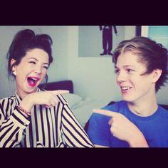 1000+ images about ~Caspar and Zoe~ on Pinterest   Caspar ...