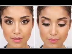 Pin for Later: 7 Makeup Tutorials That Add a Splash of Fun to Your Look Natural and Dewy Makeup