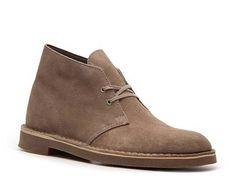 Clarks Men's Bushacre Suede Chukka Boot Men's Casual Boots Men's Boot Shop - DSW