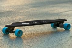 Marbel - The World's Lightest Electric Skateboard