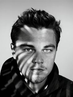 Leonardo DiCaprio por Richard Burbridge