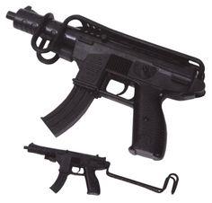 Pistolet factice Uzi a crosse repliable