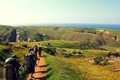 Randonnée à travers le parc national des Îles Anglo-Normandes en Californie.  Soumis par Hannah Keane InstagramHannahkeane Tumblr http://keanepointofview.tumblr.com/