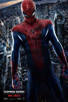 Resultado de imagen para the amazing spiderman poster