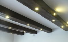 Adding Wood Beams to Your Home on a Budget - Mobile Home Repair - Not all work and repair around your home are to keep the AC running or the roof from leaking. Home Improvement Loans, Home Improvement Projects, Home Renovation, Home Remodeling, Bathroom Remodeling, Kitchen Sink Interior, Basement Kitchen, Kitchen Cabinets, Mobile Home Repair