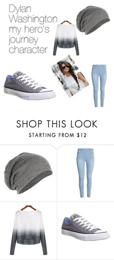 """Untitled #84"" by maryjsullivan on Polyvore featuring Converse, women's clothing, women's fashion, women, female, woman, misses and juniors"