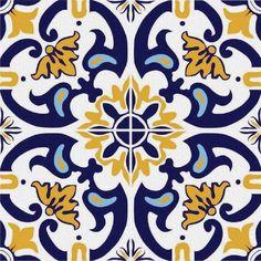 Новости Tile Art, Mosaic Tiles, Tiling, Tile Patterns, Pattern Art, Islamic Art Pattern, Art Chinois, Portuguese Tiles, Spanish Tile
