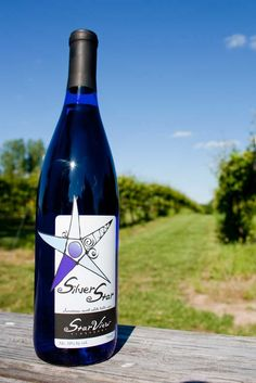 Starview Vineyard's Silver Star. A must try when on the Shawnee Wine Trail in Southern Illinois.