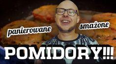 Jak zrobić panierowane pomidory | Wegetariański burger | GastroCoach