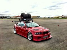 E46 ///M3 - LOVE the dedication to the sport!