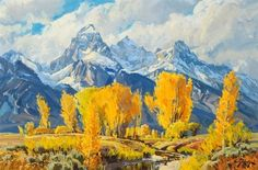 Conrad Schwiering, Changes in the High Country