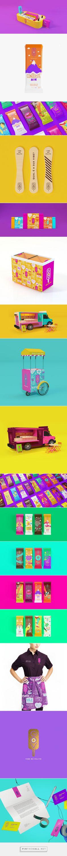 Goovi #BrazilianPaletas #packaging designed by Isabela Rodrigues