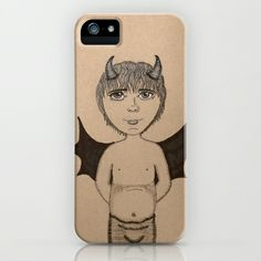 Piotr iPhone & iPod Case by Feral Doe - $35.00