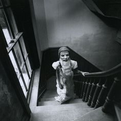 """Incredibly Surreal Works Inspired by Children's Dreams"" by Arthur Tress"