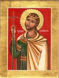 St Oswald icon - Google Search