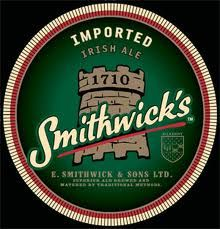 Smithwicks. Delicious!!!  Please, if you're going to order one, say it correctly. It is pronounced SmiTTicks. Don't say the h.