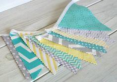 Bunting Fabric Banner Fabric