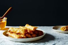 Carrot, Feta and Mint Börek recipe on Food52