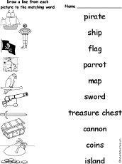 Twinkl Resources >> Pirate Colouring Sheets >> Classroom
