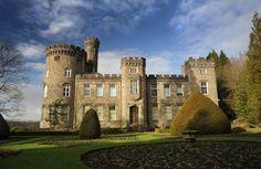 Cyfarthfa Castle, Merthyr Tydfil, Wales.