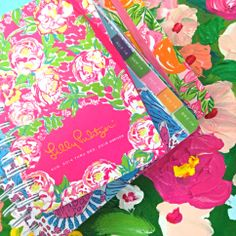 2014-2015 Lilly Pulitzer Agendas- Now Available for Pre-Order