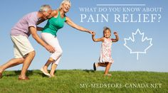 Do you often suffer from pains? Do you know how to get rid of constant pains in your head or back? If not, My Canadian Pharmacy will help you with this and give necessary details and recommendations to allow you forget about pain for good.