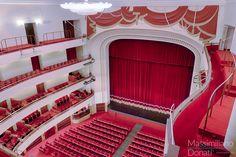 Il Tuo Evento Al Duse Theateropernhäuser Pinterest Teatro