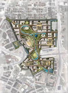 Kuala Lumpur International Financial District Master Plan