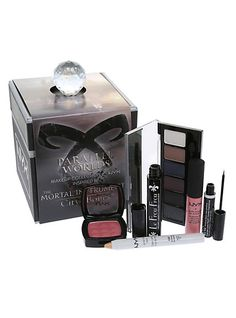 The Mortal Instruments: City Of Bones Parallel Worlds Makeup Collection | Hot Topic