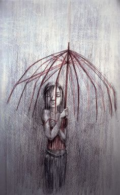 Rain by BeatrizMartinVidal