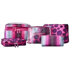 Allegro Multiple Choice Cosmetic Bag Collection